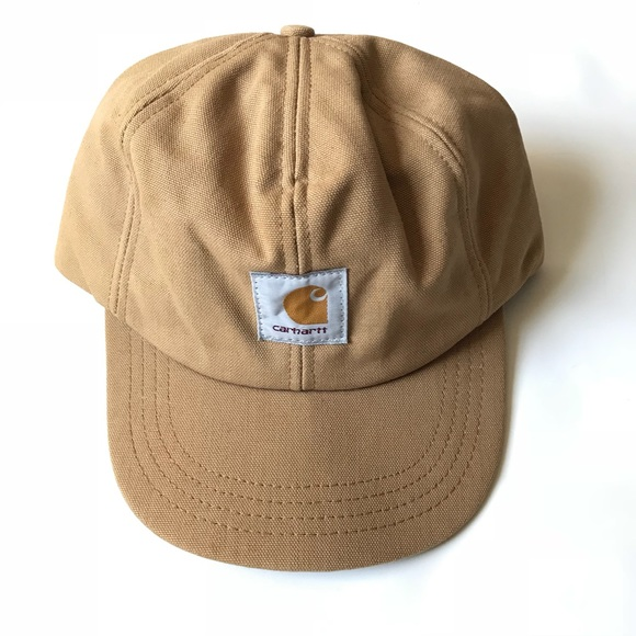 83ab69dec7e Carhartt Other - NWOT Carhartt Brown Ear Flap Cap